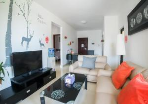 Senran (Xinjiayuan) Apartment, Апартаменты  Чжухай - big - 50