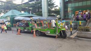 Baan Pinklao, Apartmány  Bangkok - big - 23