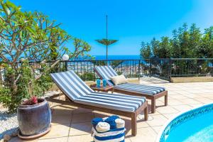 Captain's Villa, Villas  Peyia - big - 5