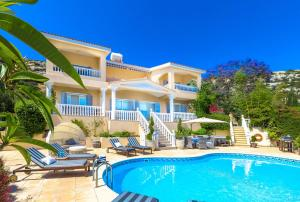 Captain's Villa, Villas  Peyia - big - 7