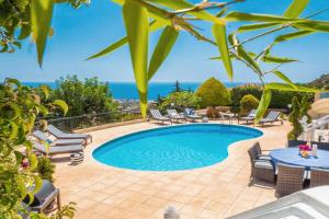 Captain's Villa, Villas  Peyia - big - 9