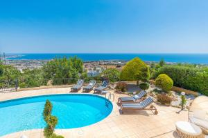 Captain's Villa, Villas  Peyia - big - 10