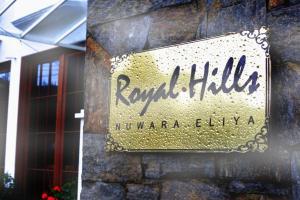 Royal Hills Nuwara Eliya, Szállodák  Nuwara Eliya - big - 38