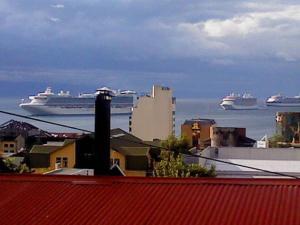 Hospedaje Del Centro, Affittacamere  Puerto Montt - big - 1