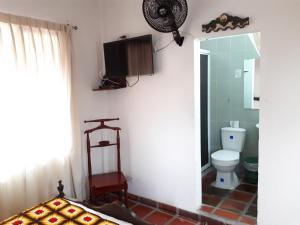 SanTonio Casa Hostal, Guest houses  Cali - big - 24