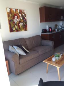 Apartamento Parque Bustamante, Appartamenti  Santiago - big - 11