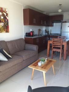 Apartamento Parque Bustamante, Appartamenti  Santiago - big - 9
