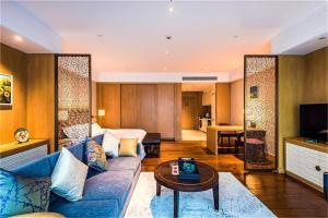 Gelade Service Apartment, Appartamenti  Chengdu - big - 13