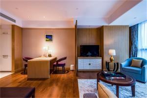 Gelade Service Apartment, Appartamenti  Chengdu - big - 3