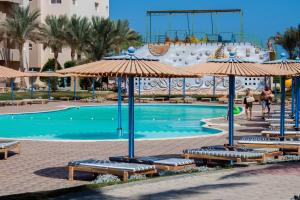 Private Apartments in Nubia Aqua Beach Resort, Appartamenti  Hurghada - big - 12