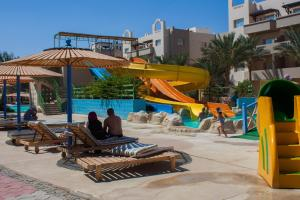 Private Apartments in Nubia Aqua Beach Resort, Appartamenti  Hurghada - big - 26