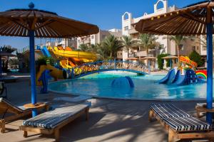 Private Apartments in Nubia Aqua Beach Resort, Appartamenti  Hurghada - big - 24