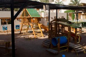 Private Apartments in Nubia Aqua Beach Resort, Appartamenti  Hurghada - big - 17