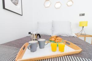 Modern & Stylish Flat Refino, Apartmány  Málaga - big - 8