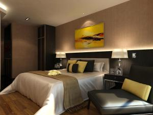 K Family Boutique Short-Term Hotel(Dali Gold K Sea View Branch), Hotels  Dali - big - 2
