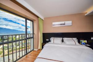 K Family Boutique Short-Term Hotel(Dali Gold K Sea View Branch), Hotels  Dali - big - 35
