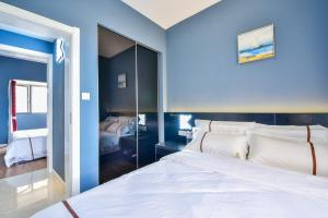 K Family Boutique Short-Term Hotel(Dali Gold K Sea View Branch), Hotels  Dali - big - 27