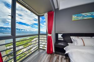 K Family Boutique Short-Term Hotel(Dali Gold K Sea View Branch), Hotels  Dali - big - 14