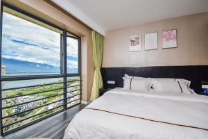 K Family Boutique Short-Term Hotel(Dali Gold K Sea View Branch), Hotels  Dali - big - 11