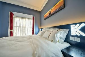 K Family Boutique Short-Term Hotel(Dali Gold K Sea View Branch), Hotels  Dali - big - 22
