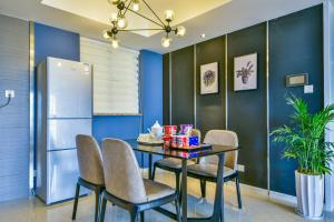 K Family Boutique Short-Term Hotel(Dali Gold K Sea View Branch), Hotels  Dali - big - 18