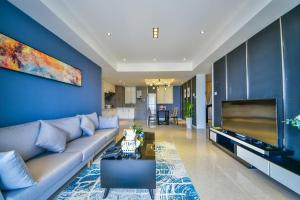 K Family Boutique Short-Term Hotel(Dali Gold K Sea View Branch), Hotels  Dali - big - 20