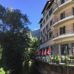 Sport'Hotel - Résidence de Milan, Hotel  Le Bourg-d'Oisans - big - 35