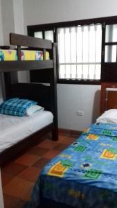 Parcela la Fortuna Mesa de los santos, Vidiecke domy  Bucaramanga - big - 5