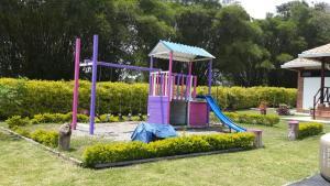 Parcela la Fortuna Mesa de los santos, Загородные дома  Букараманга - big - 1