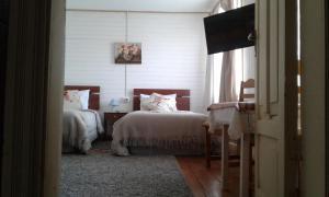 Hostal Patrimonial Angelmó, Penzióny  Puerto Montt - big - 5