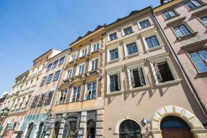 Rais Serviced Apartments Old Town, Varsavia