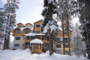 The Rosewood, Hotels  Tangmarg - big - 13