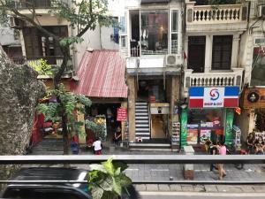 Hanoi Light Hostel, Hostely  Hanoj - big - 29