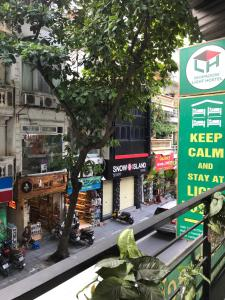 Hanoi Light Hostel, Hostely  Hanoj - big - 27