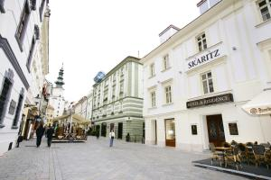 4 stern hotel Skaritz Hotel & Residence Bratislava Slowakei