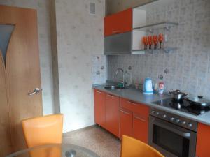 Apartment Sudostroitelnaya 125, Ferienwohnungen  Krasnoyarsk - big - 9