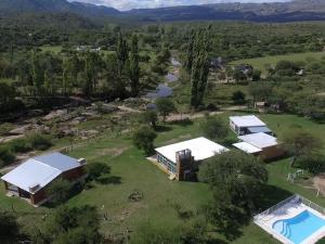 Arroyo Manso cabañas San Lorenzo, Лоджи  San Lorenzo - big - 8