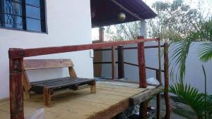 Hostel Canto das Araras, Hostels  Alto Paraíso de Goiás - big - 49