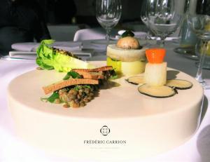Frédéric Carrion Cuisine Hôtel