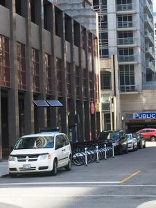Canada Suites on Bay, Ferienwohnungen  Toronto - big - 115
