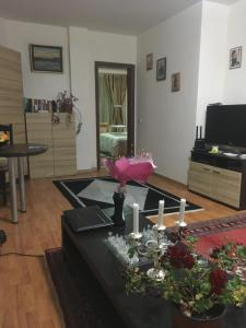 Pool View Apartment, Апартаменты  Святые Константин и Елена - big - 5