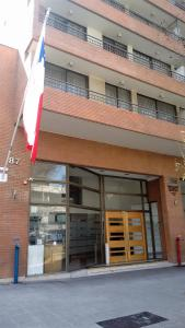 Edificio Padre Mariano, Апартаменты  Сантьяго - big - 36