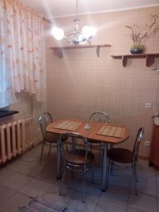Four-room apartment near metro station Victory Square, Apartmanok  Minszk - big - 4