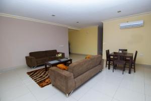 Hallmark Residences, Ferienwohnungen  Accra - big - 26
