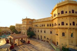 Alsisar Mahal- Heritage Hotel, Hotel  Alsīsar - big - 25