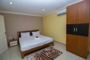 Hallmark Residences, Ferienwohnungen  Accra - big - 25