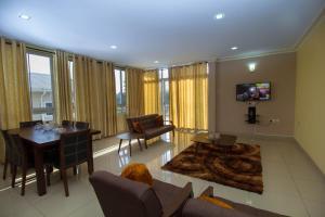 Hallmark Residences, Ferienwohnungen  Accra - big - 5