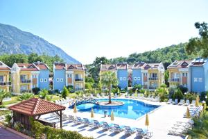 Lilac 1 Apartment, Apartmanok  Oludeniz - big - 9