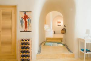 Flora's House Cave Winery(Pyrgos)