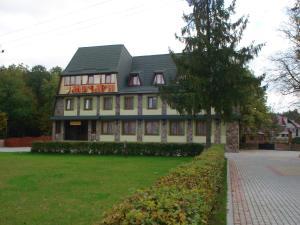 Mochary, Hotely  Bohorodchany - big - 32